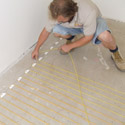 under_tile_installation